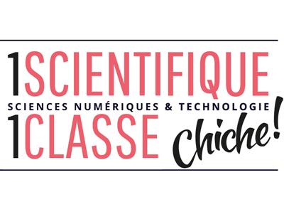 1 Scientifique – 1 Classe